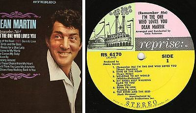 Dean Martin / I'm the One Who Loves You (1965) / Vinyl