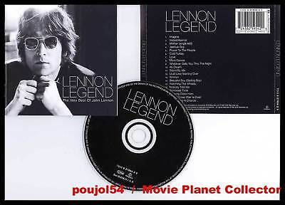 "JOHN LENNON ""Legend - The Very Best Of"" (CD) 1997"