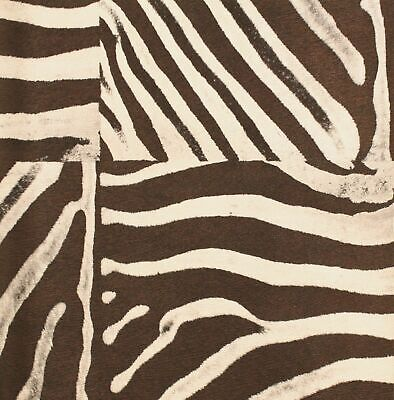 Rasch Tapete Out Of Africa 715309 Zebra braun (3,04€/1qm)