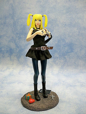 MISA AMANE DEATH NOTE STATUE FIGUR Craft Label