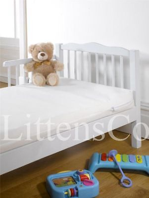 "BREATHABLE BABY JUNIOR / TODDLER COT BED MATTRESS 140cm x 70cm x 7.5cm 3"" Deep"