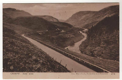 Sma' Glen - Crieff Photo Postcard c1910  / Perth