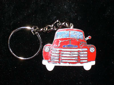 1948-53 CHEVROLET TRUCK (front view )  keychain GIFT BOXED