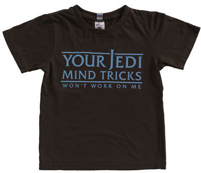 YOUR JEDI MIND TRICKS WON'T WORK ON ME WELL SPOTTED TEE Infant