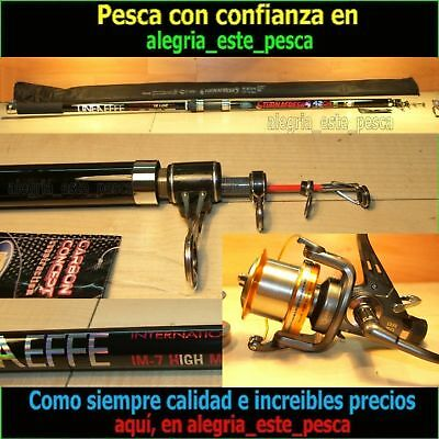 PESCA EQUIPO SURF CAST TURNAFRESH 4.20m acc.250grs + DEEP RUNNER 80