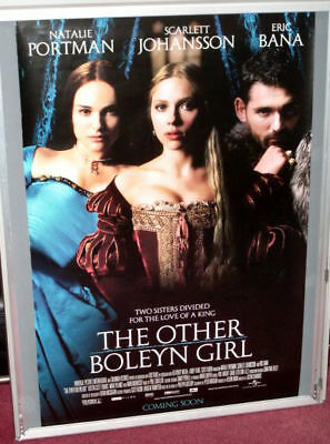 Cinema Poster: OTHER BOLEYN GIRL 2008 (One Sheet) Eric Bana