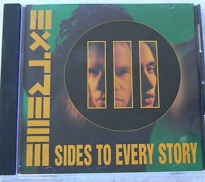 Iii Sides To Every Story - Extreme (Cd)