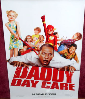 Cinema Poster: DADDY DAY CARE 2003 (One Sheet) Eddie Murphy
