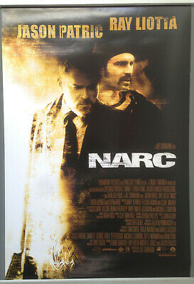 Cinema Poster: NARC 2002 (One Sheet) Ray Liotta Jason Patric