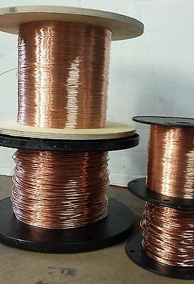 16 AWG Bare copper wire - 16 gauge solid bare copper - 500 ft
