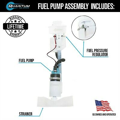 *Front Tank* Replacement Fuel Pump Assembly Ford F150 F250 F350 E2059MN TU200