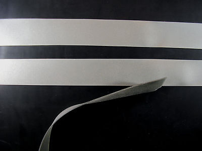 Latex Rubber Trim Strips 0.50mm,15mmx200cm,Old Gold
