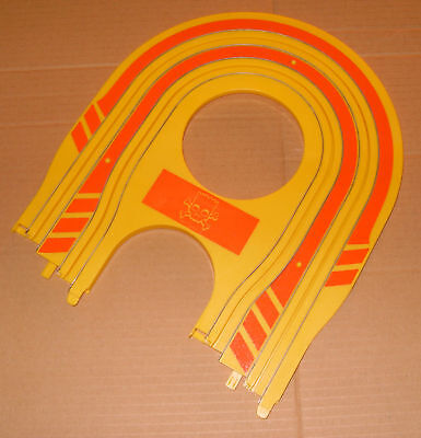 Micro Scalextric L.7948 Hairpin Track