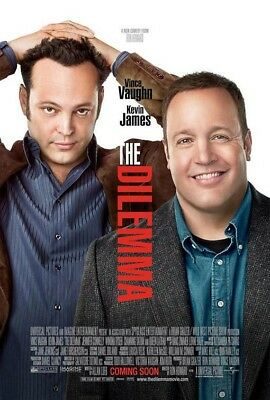 THE DILEMMA MOVIE POSTER 2 Sided ORIGINAL 27x40