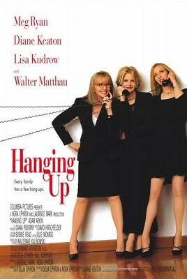HANGING UP MOVIE POSTER 2 Sided ORIGINAL FINAL 27x40