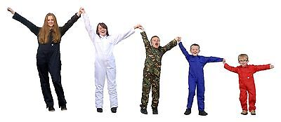 New Kids/childs Boilersuit/overall/coverall (Age 8-9)