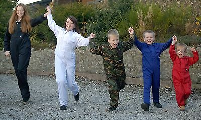 New Kids/childs Boilersuit/overall/coverall (Age 6-7)