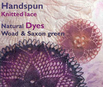 Spin-off magazine summer 1997: WOAD & SAXON GREEN DYES