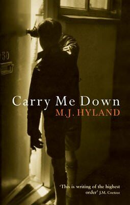 M J Hyland____Carry Me Down_____Brand New