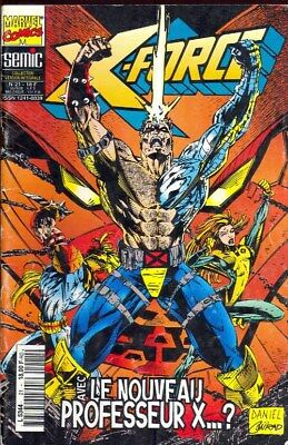 X-FORCE N° 21 comics Semic
