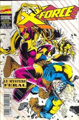 X-FORCE N° 22 comics Semic