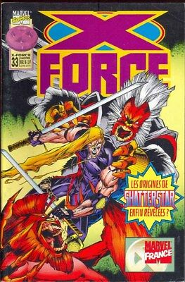 X-FORCE N° 33 comics Semic