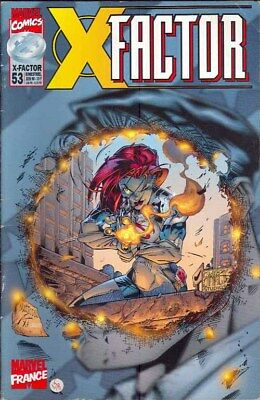 X-FACTOR X N° 53 comics Marvel