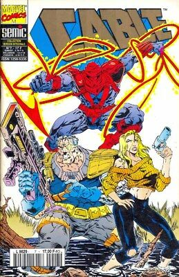 CABLE N° 7 comics Marvel