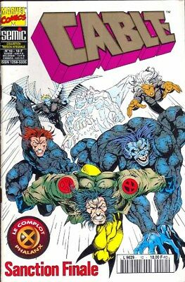 CABLE N° 10 comics Marvel