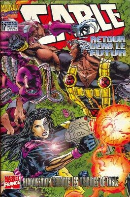 CABLE N° 17 comics Marvel