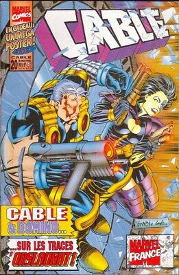 CABLE N° 20 comics Marvel