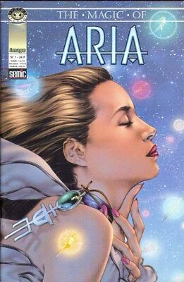 THE MAGIC OF ARIA N° 1 comics SEMIC