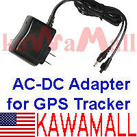 AC/DC Power Adapter 3.7V for GPS Real Time Tracker