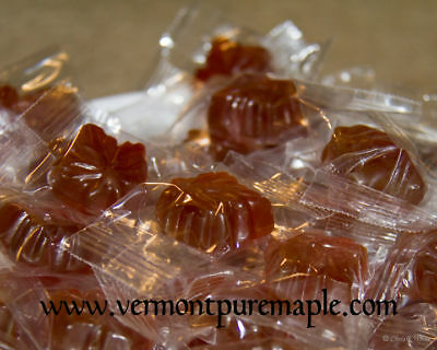 5oz Maple Candy Drops (22 Hard Sucker Candies)