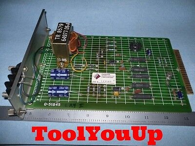 Reliance 0 51845 Prsa Power Supply Module Board Pc Electronics