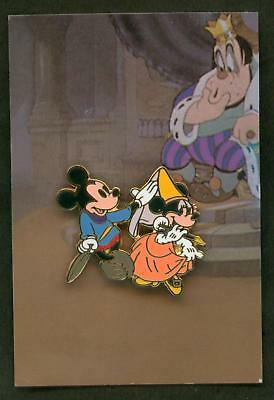 Disney Pins Through The Years Mystery Brave Tailor