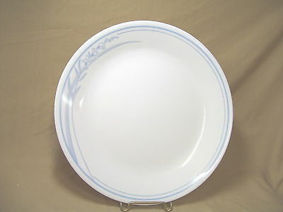 Corning Corelle Blue Lily Dinner Plate