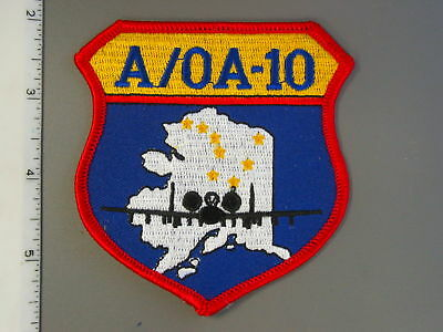 1993 USAF issue 355th dual role A/OA-10 Fighter patch, brand new never issued