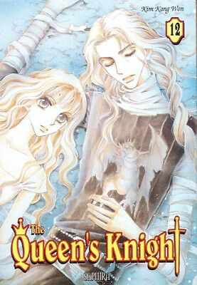THE QUEEN'S KNIGHT tomes 1 à 12 Won SERIE manga