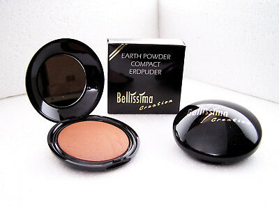 Bellissima Earth Powder, Compact Erdpuder Kompaktpuder