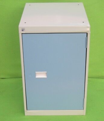 ROUSSEAU WORK BENCH TABLE CABINET PEDESTAL 18x21x28