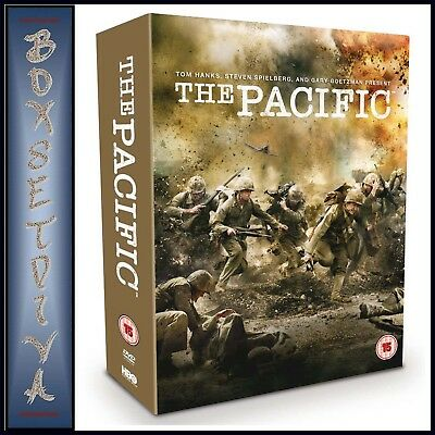 The Pacific Complete Hbo Series - **Brand New & Sealed Dvd Boxset*