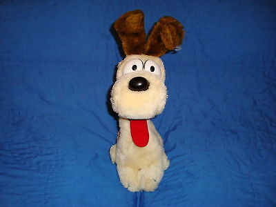 Fun Farm Dakin Odie 1983 Shredded Clippings Plush 13""