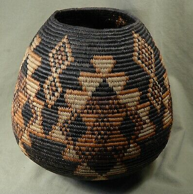 Fair Trade Zulu Beer Basket