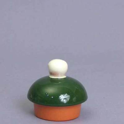 Stangl Pottery Thistle Hand Painted Coffee Pot Lid
