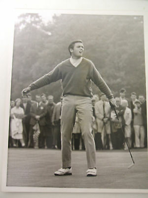 peter townsend 1968   vintage golf press photograph