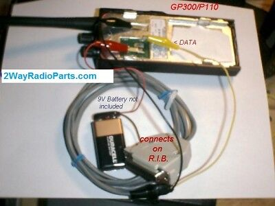 motorola programming cable gp300 gp350 p110 p1225 sp50 • 34 95 motorola programming cable gp300 gp350 p110 p1225 sp50