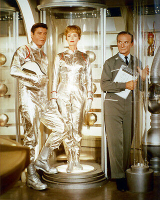 Lost In Space 8X10 Photo Guy Williams Jonathan Harris