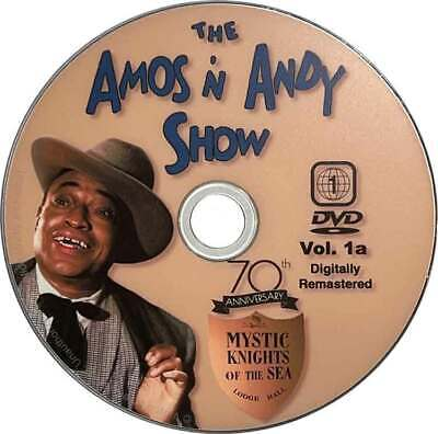 Amos And Andy Dvd Digitally Restored Collection N New