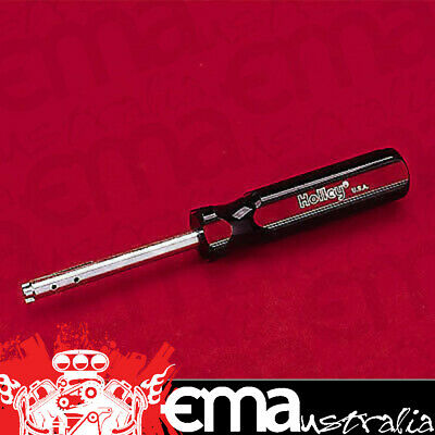 Holley Main Jet Removal Tool Red/black Ho2668
